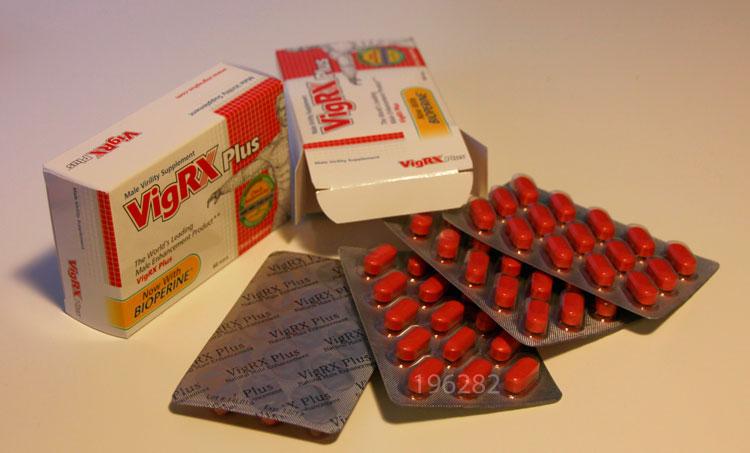 vigrx plus piller