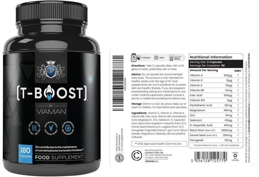 Viaman T-boost